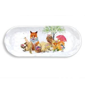 GARDEN PARTY ACCENT TRAY  SWAT335