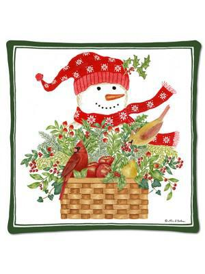 SNOWMAN SPICED HOT PAD 12-352