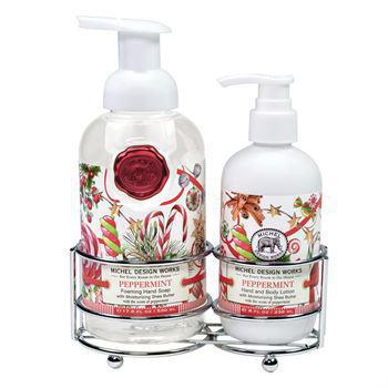 PEPPERMINT HANDCARE CADDY CAD347