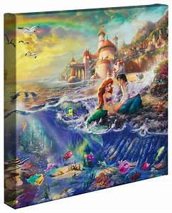 LITTLE MERMAID 14X14  59851