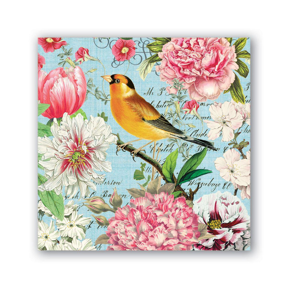 GARDEN MELODY COCKTAIL NAPKINS NAP326