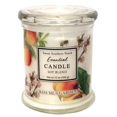 SWEET SOUTHERN PEACH CANDLE PCH07