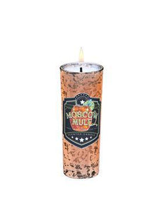 MOSCOW MULE SHOT GLASS CANDLE CDL6396