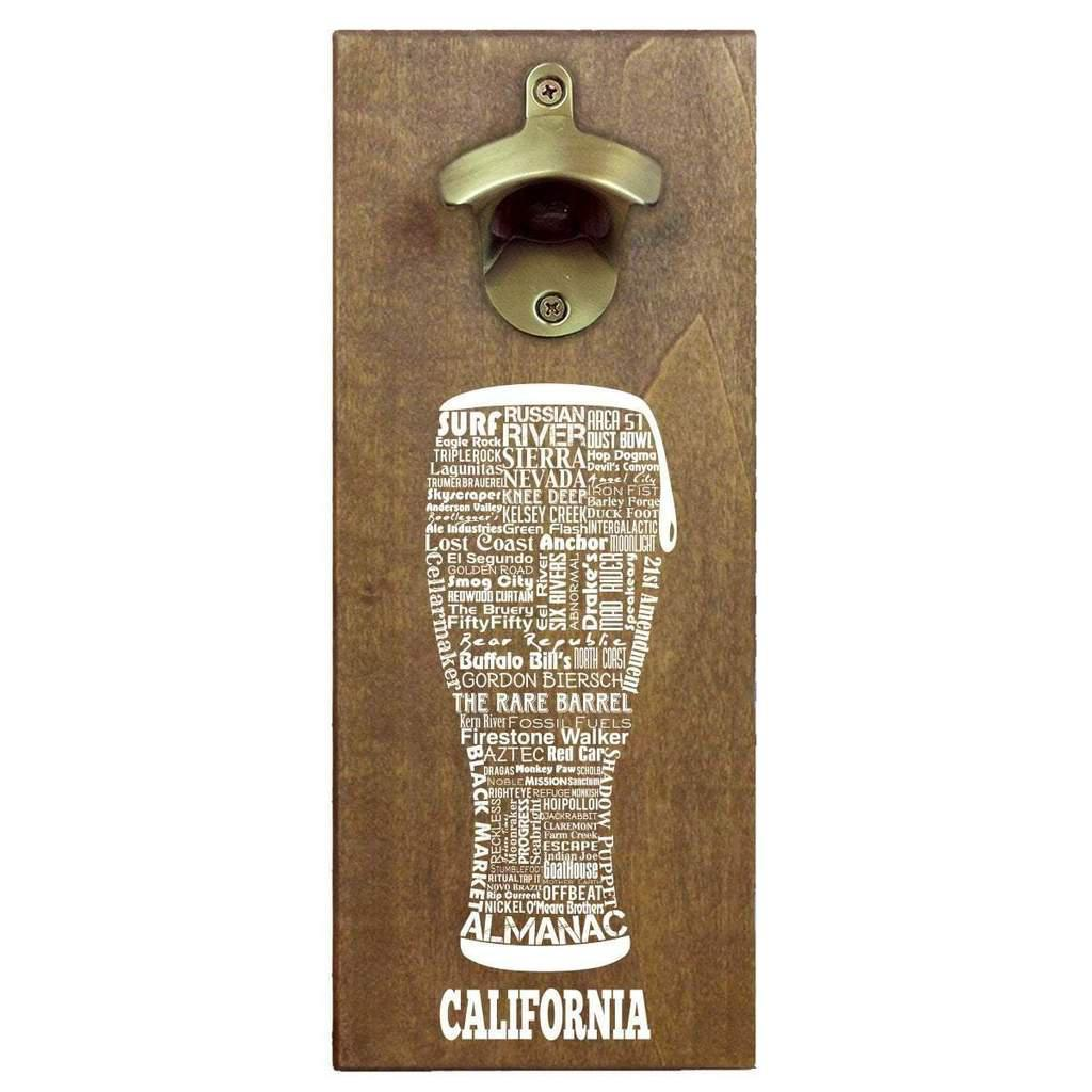 TYPOGRAPHY CA WALL MOUNT BO-W-TYP-CA