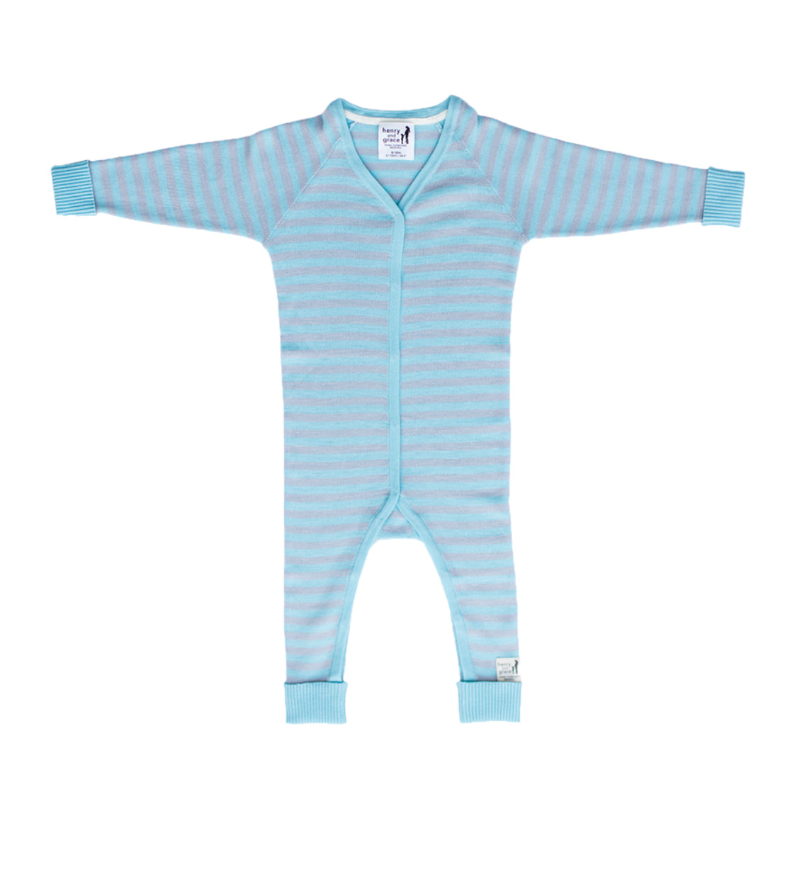 Henry and Grace Coverall