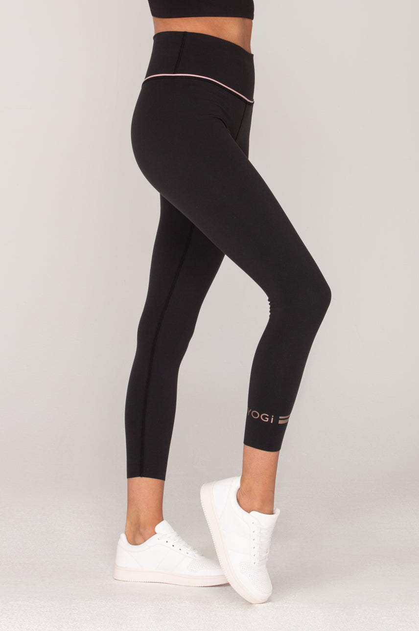 7/8 Legging With Piping