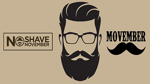 The Story Behind No-Shave November & Movember