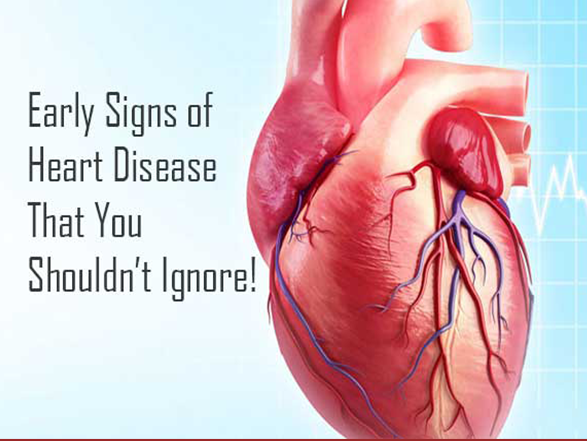 Early Signs of Heart Disease