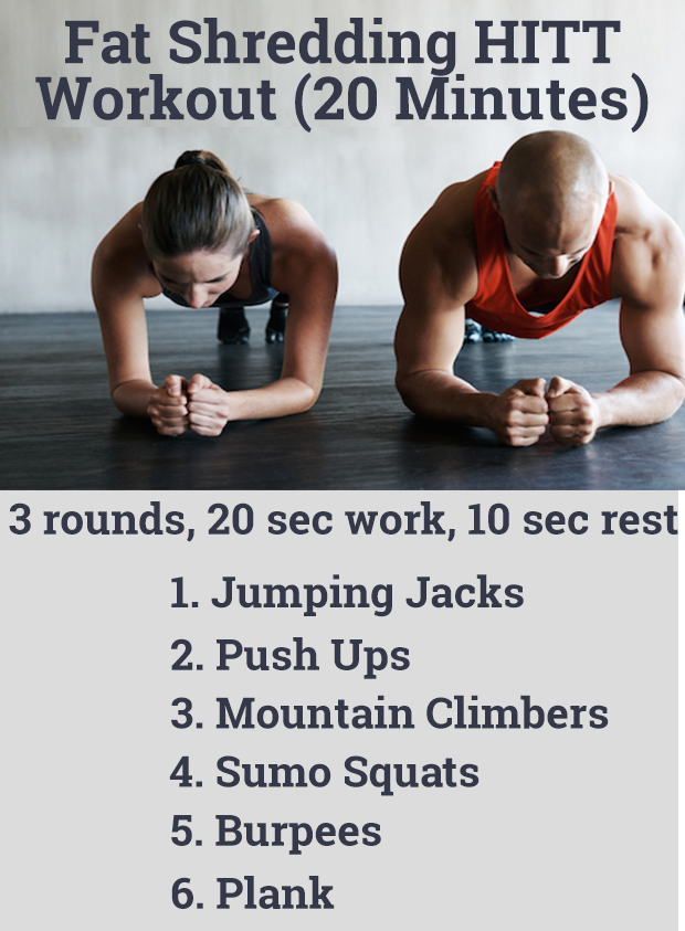 HIIT Workout Routine