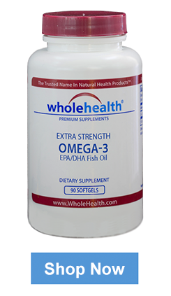 Extra Strength Omega-3 Fish Oil