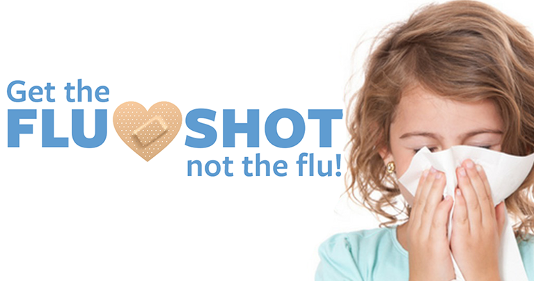 Get the Flu Shot, Not the Flu