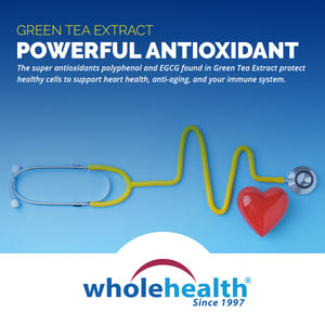 Green Tea Extract 1,000mg (120 Capsules)