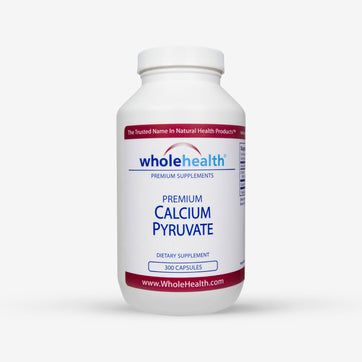 Calcium Pyruvate - Best Value 750mg (300 Capsules)