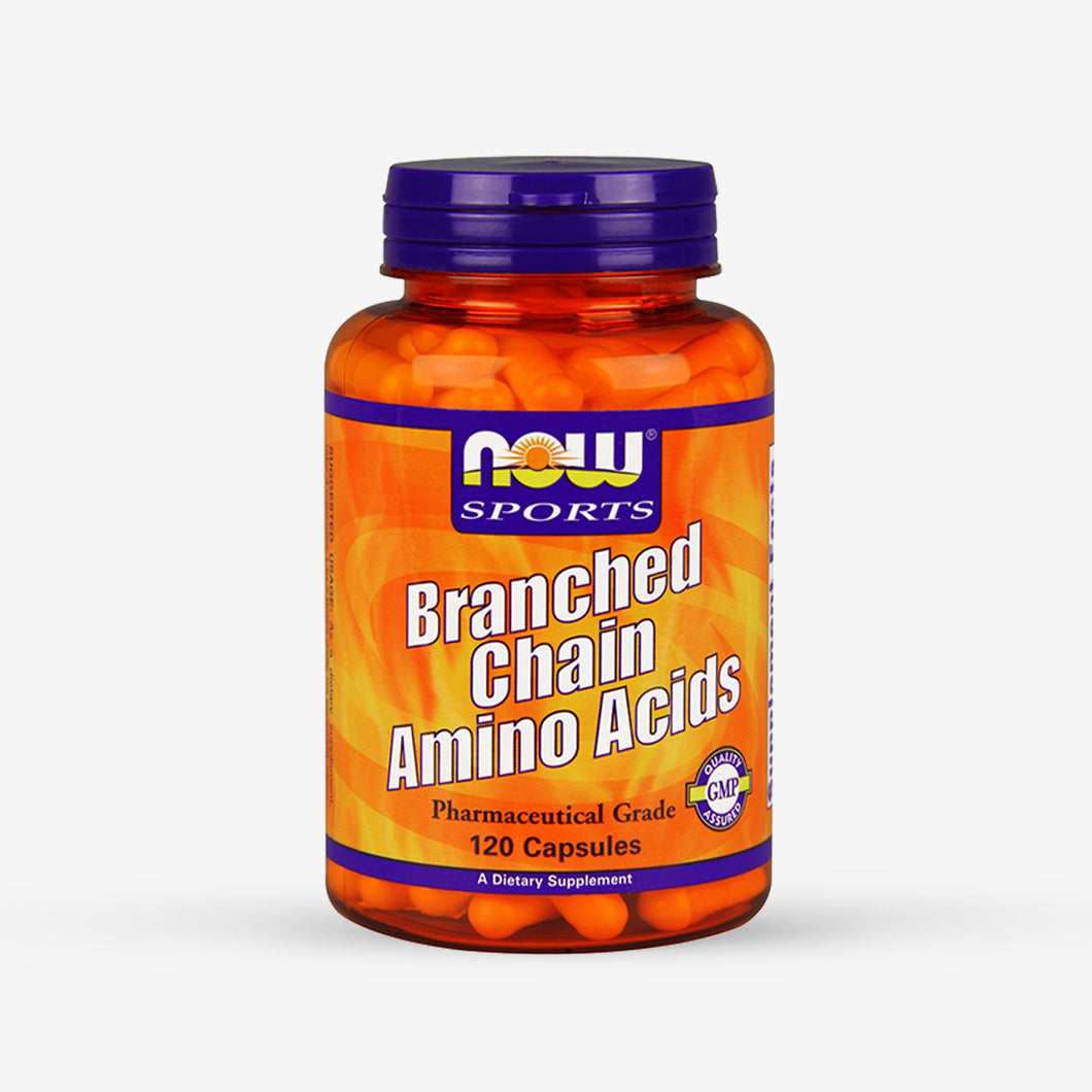 NOW® Branched Chain Amino Acids