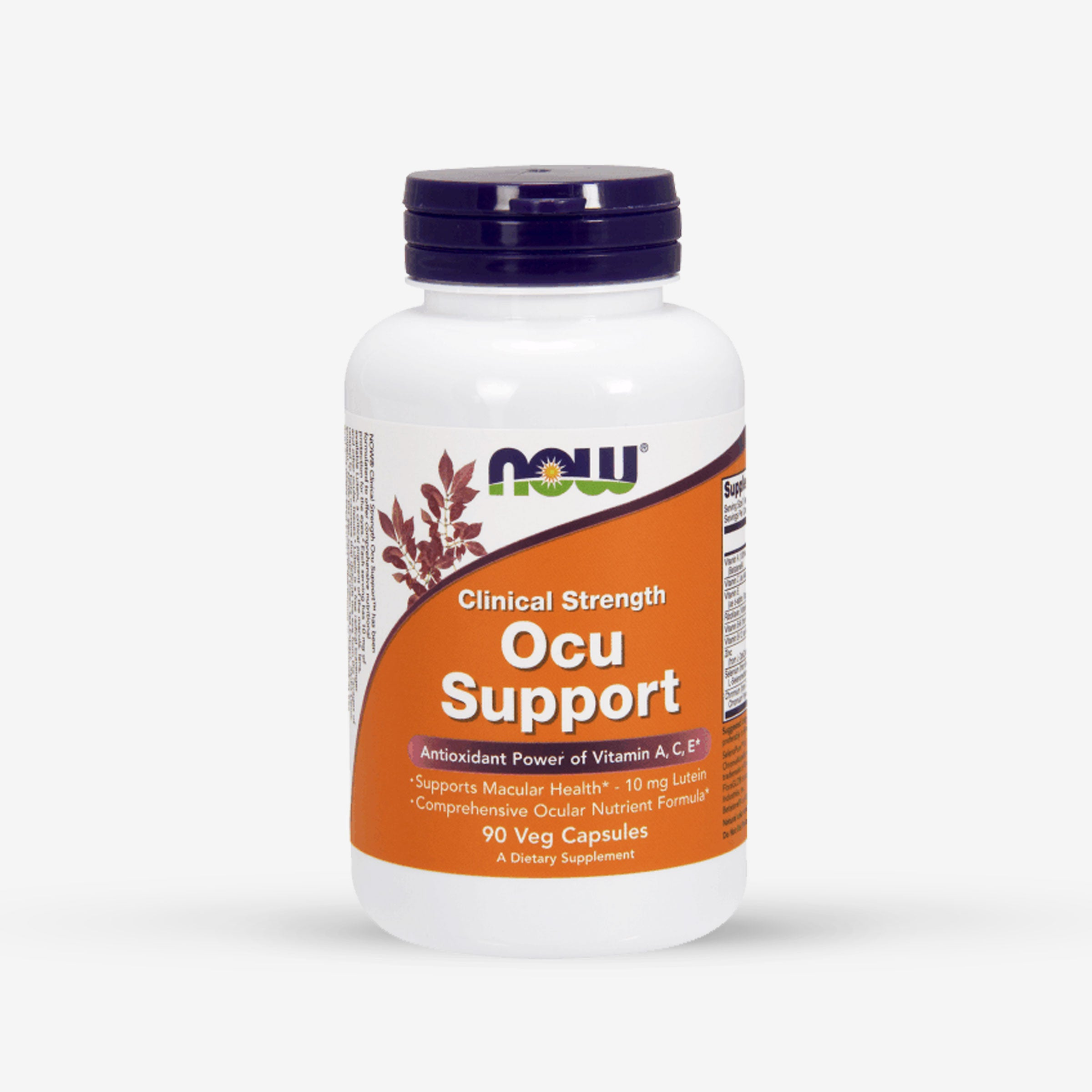 NOW® Clinical Strength Ocu Support™ (90 Veg Caps)