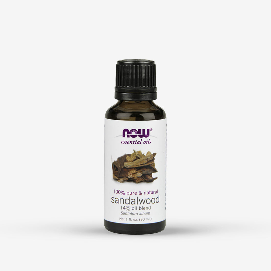 NOW® Sandalwood Oil Blend (1 oz)
