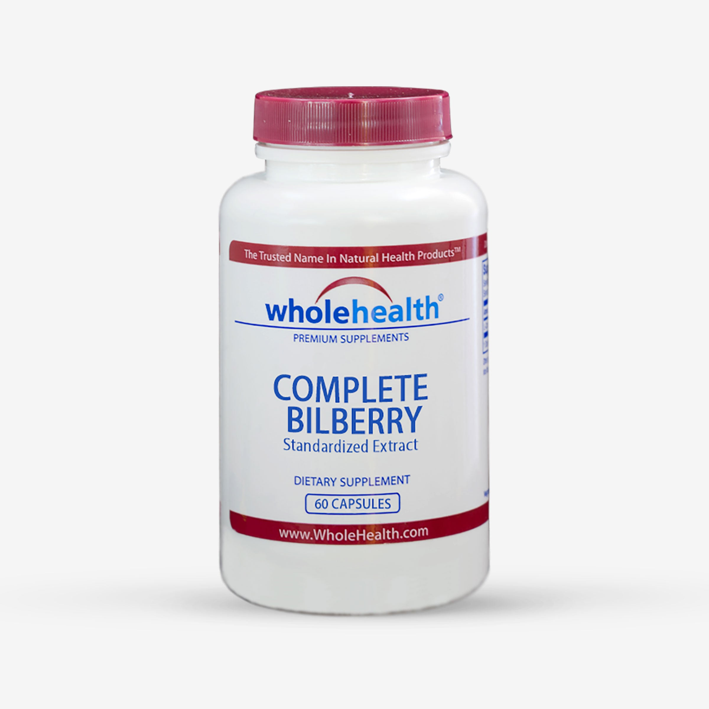 Complete Bilberry Extract (60 Capsules)