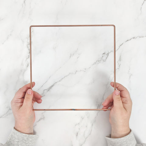 Metal Square Frame