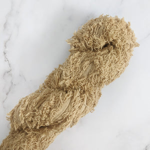 Cotton Frizz Ribbon - Sand