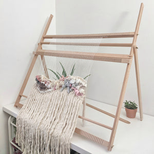 XXL Weaving Loom - With Stand