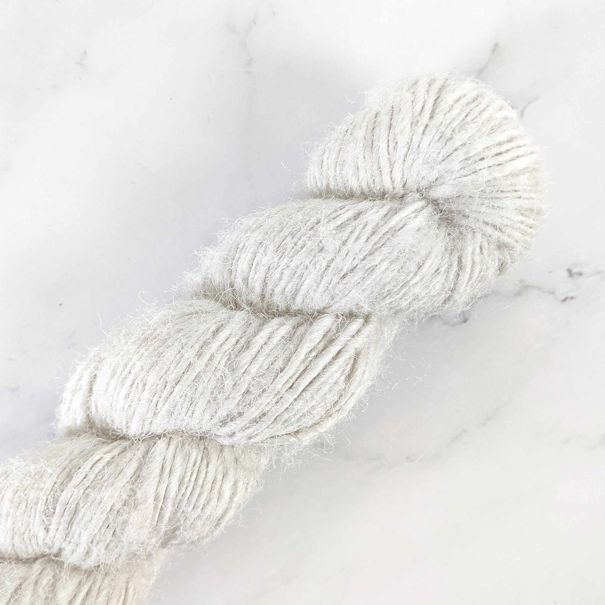 Recycled Silk Feswa Hand Spun Yarn