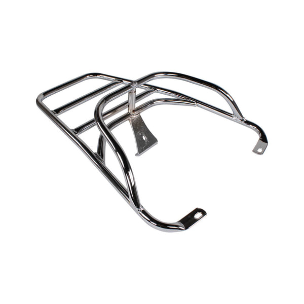 Cuppini Chrome Rear Rack for Topcase; Primavera, Sprint