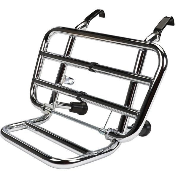 Prima Front Rack (Chrome); Royal Alloy GT150