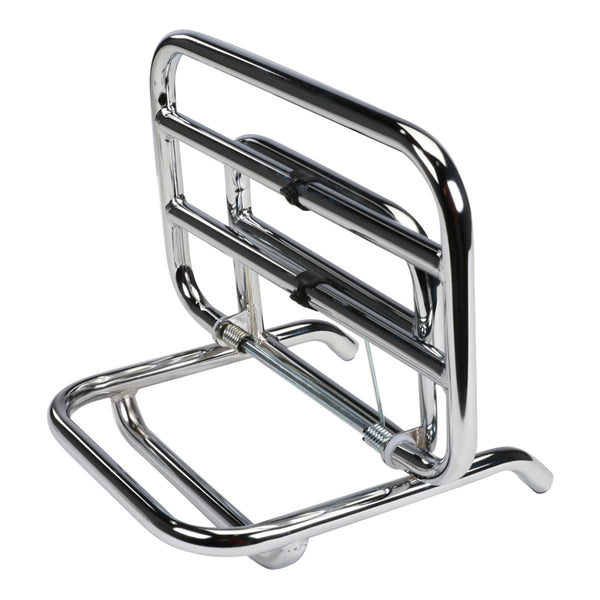 Prima Rear Rack (Chrome); Royal Alloy GT150