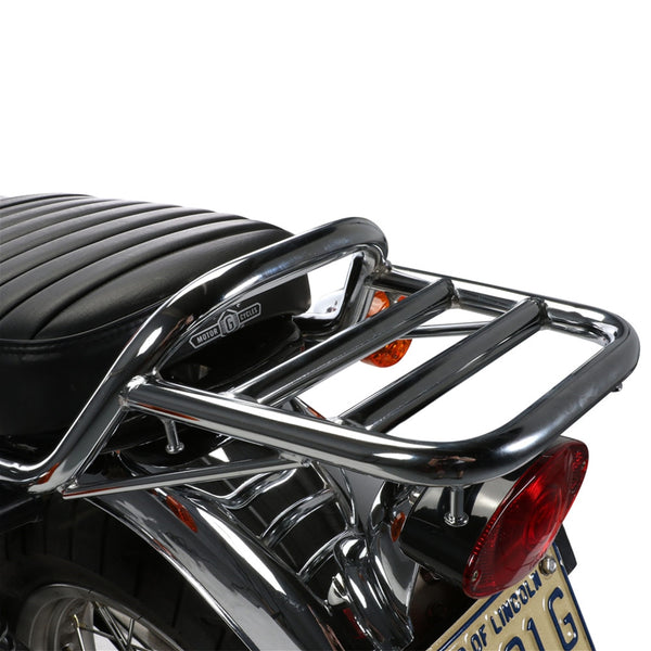 Prima  Rear Rack (Chrome); Genuine G400C