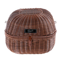 Prima Rear Basket (Round, w/ Removable Liner); Universal