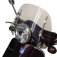 Prima Windshield (Short, Clear); Vespa LX, GT