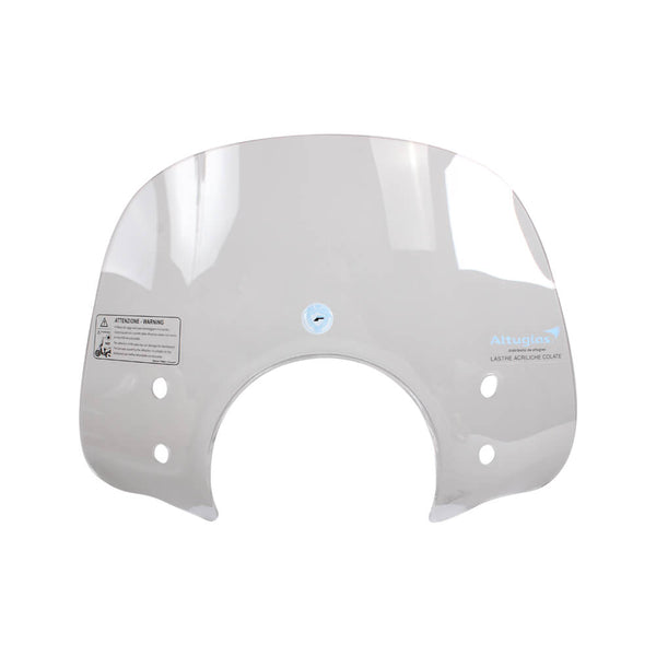 Cuppini Short Windscreen; Vespa Primavera