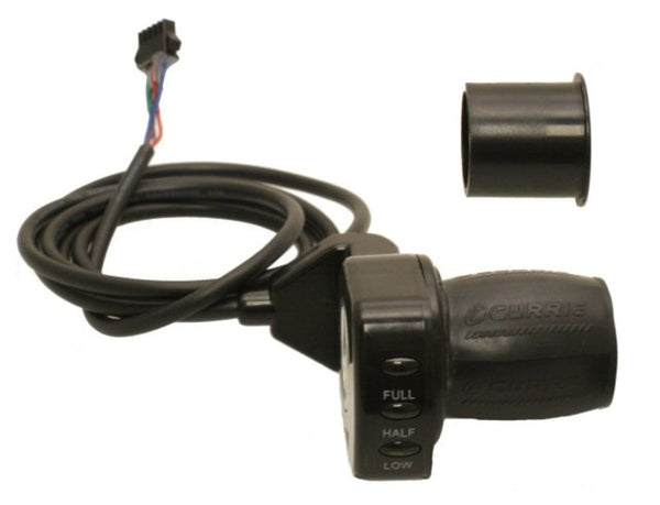 Universal Parts 36 Volt 5 Pin Twist Grip Diagnostic Throttle For Currie
