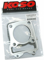 Koso 61mm Cylinder Gasket Kit - Honda Grom & Monkey