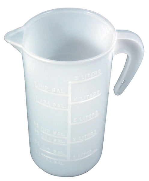 2% Oil Measuring Cup