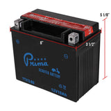Battery (12V TX12-BS, Sealed); Vespa ET4, GT, LX150