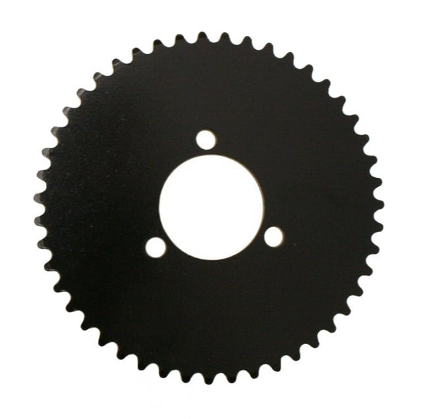 Universal Parts 47 Tooth Rear Sprocket - 3 Bolt Pattern