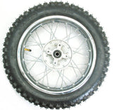 "Primo Scooter Company 12"" Dirt Bike Rear Wheel Assembly"