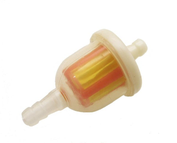 "3/16"" Inline Fuel Filter - Clear"