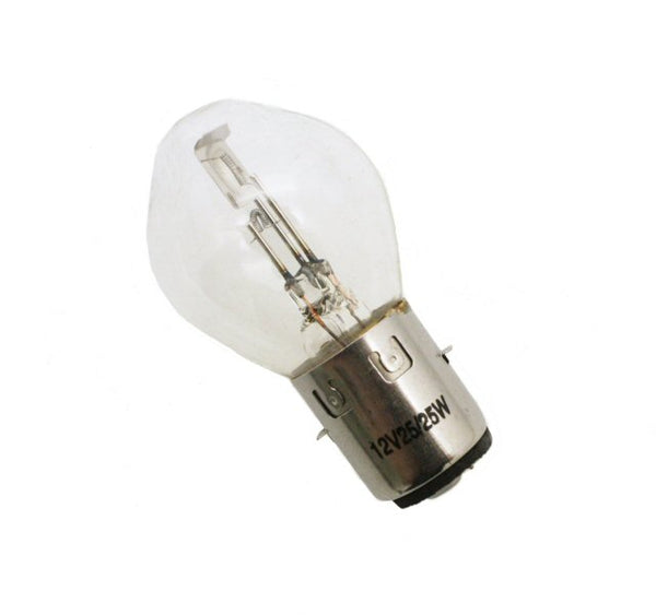 12V 25/25W BA20D Headlight Bulb