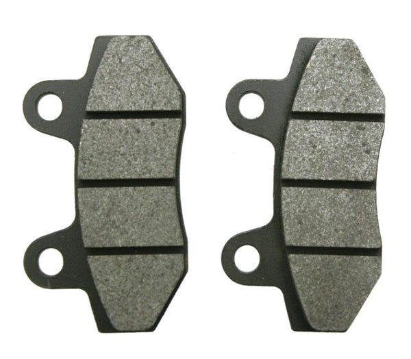 Universal Parts Front/Rear Hydraulic Brake Pads