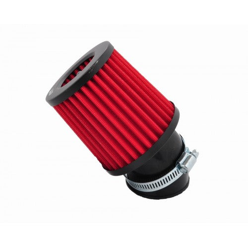 RDR Clamp-On Angled Air Filter - 48mm