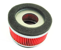 Universal Parts GY6 Stock Round Air Filter- 75mm Height