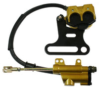 Universal Parts Rear Hydraulic Brake Assembly