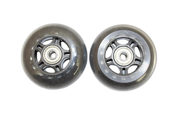 Universal Parts Caster Wheels for Razor Crazy Cart & Crazy Cart XL