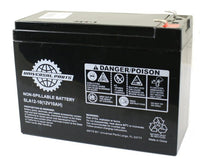 Universal Parts 12V 10AH Battery - SLA12-10