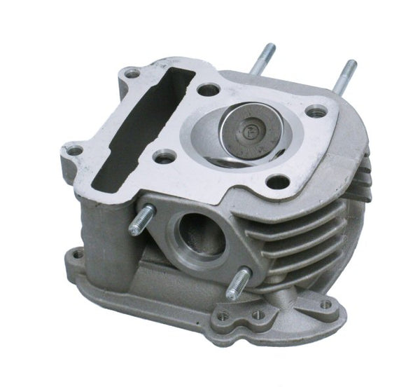 Universal Parts 150cc GY6 Complete Cylinder Head - Emission