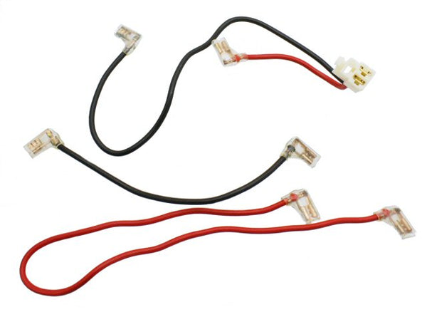 Primo Scooter Company Wire Harness 2 Pin Plug for Razor E200/E300 Wire Harness 2 Pin Plug