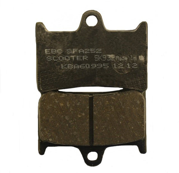 EBC Brakes SFA252 Scooter Brake Pads