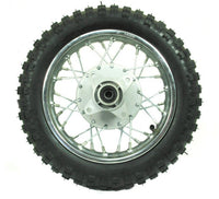 "Universal Parts 10"" Rear Wheel Assembly"